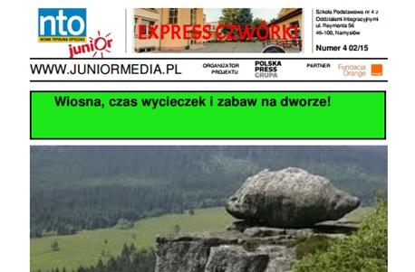 EXPRESS CZWÓRKI 2015