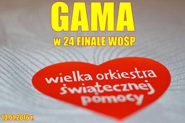 Zespół GAMA i Wielka Orkiestra