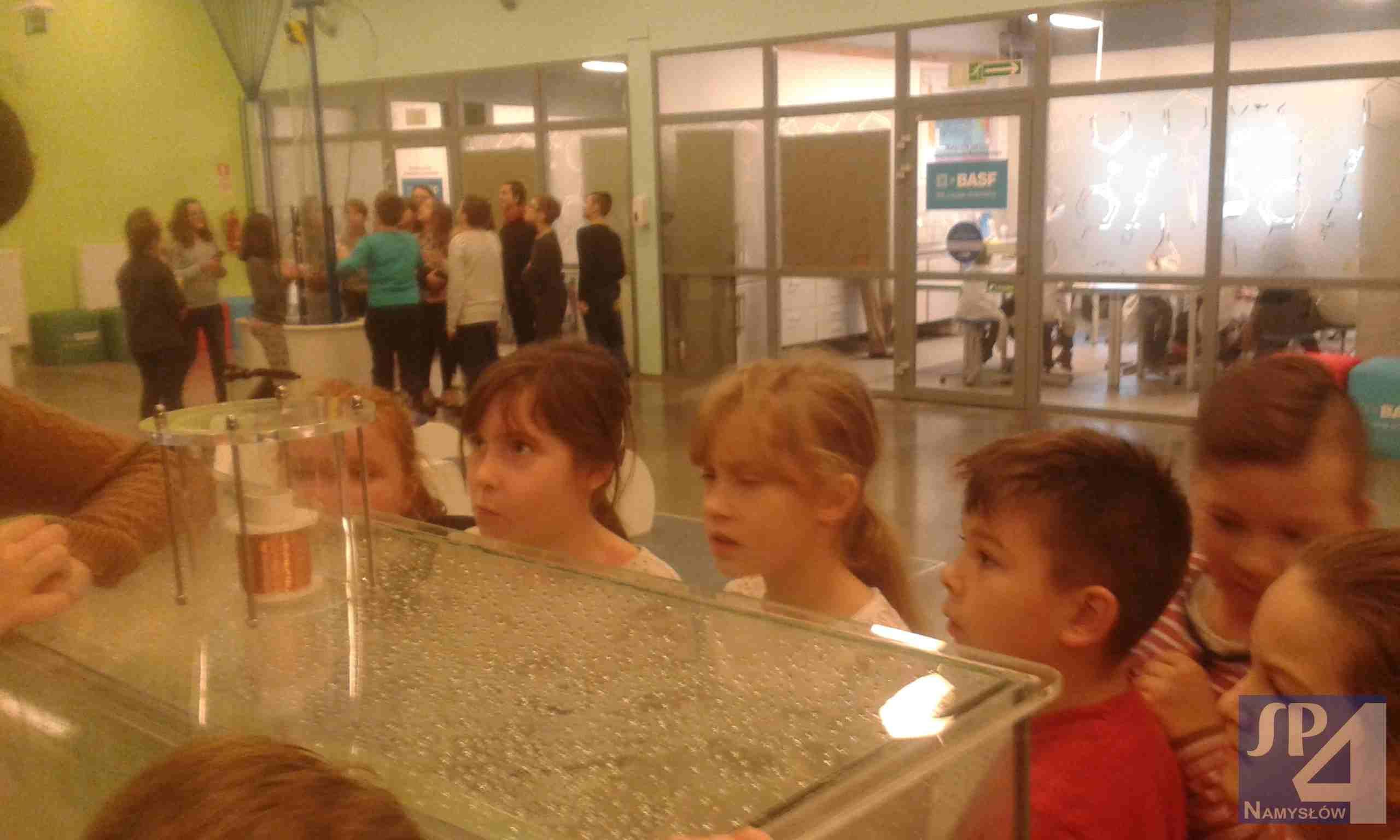 Wycieczka klasy IIId i IIIe do  wrocławskiego Humanitarium