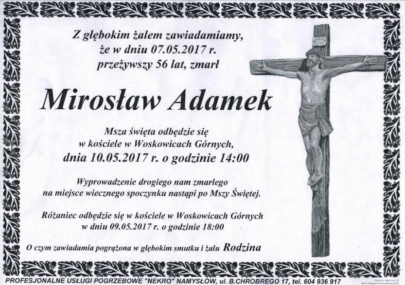 klepsydra Mirek Adamek