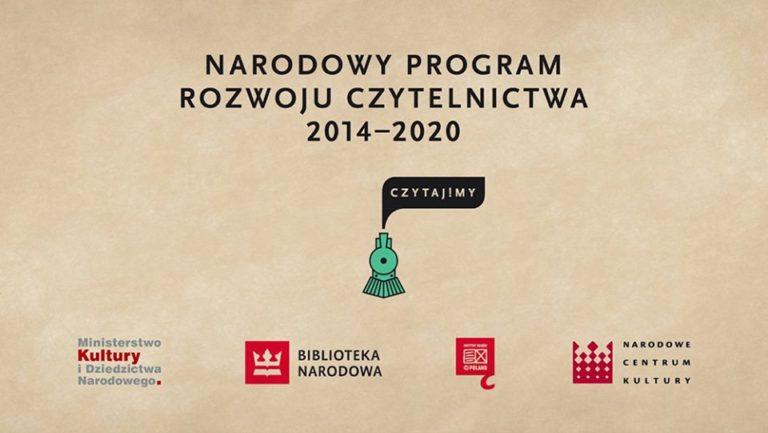12 tysięcy złotych dla naszej biblioteki!