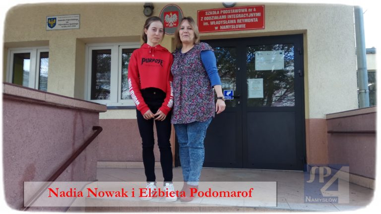 Nadia Nowak laureatką Wojewódzkiego Konkursu Polonistycznego
