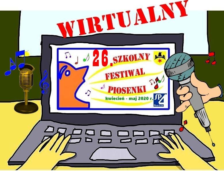 Wirtualny Szkolny Festiwal Piosenki