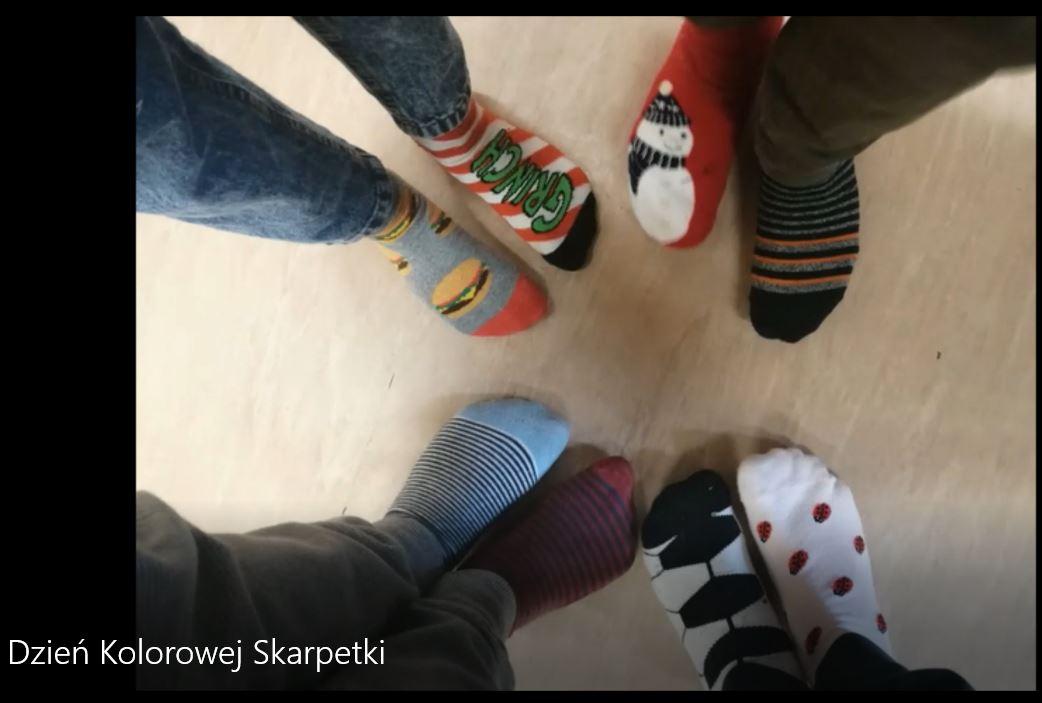 Światowy Dzień Osób z Zespołem Downa, zwany też Dniem Kolorowej Skarpetki